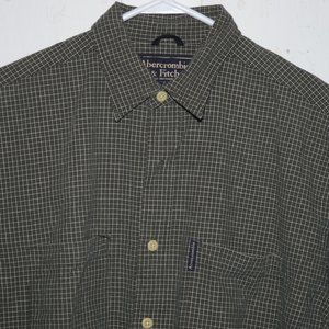 Abercrombie & fitch mens shirt size S J894